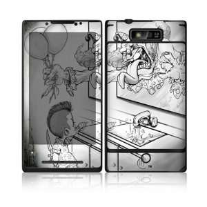 Dreams Design Decorative Skin Cover Decal Sticker for Motorola Droid