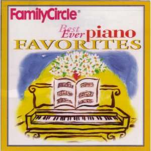 Piano Favorites Family Circle Music