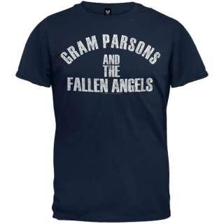 Gram Parsons   Fallen Angels T Shirt