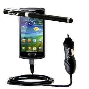 High Output Car Charger 2A / 10W and Precision Capacitive