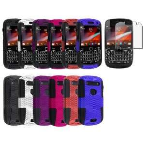 film for BlackBerry Bold 9900/ 9930 (Black, Blue, Red, Hot Pink, White