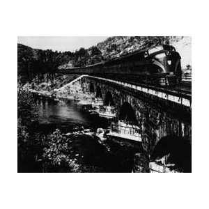 Pennsylvania Railroad train train RR