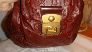 Marc by Marc Jacobs Dreamy Logo Birdie Tote Brown   NWT