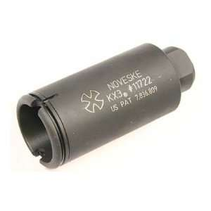 NOVESKE KX3 FLASH SUPPRESSOR 5/8X24 Sports & Outdoors