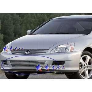 2006 2007 Honda Accord 2D Aluminum Billet Bumper Grille