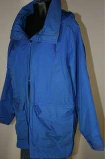 Pacific Trail Blue Jacket Ski Sknow Coat Puffer Outerwear Windbreaker