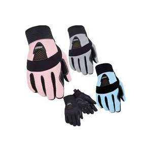 Tour Master Airflow Ladies Gloves Large Black Automotive