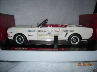 18 MIRA 1965 Ford Mustang Pace Car