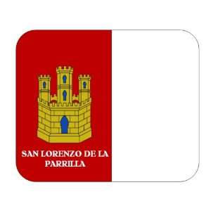 La Mancha, San Lorenzo de la Parrilla Mouse Pad: Everything Else