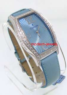 CORUM LADIES 18K WHITE GOLD DIAMOND WATCH 024.941.47/0019