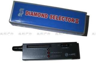 Moissanite Gemstone Tester Selector Gem Tool 9v battery
