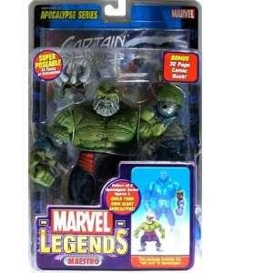 Marvel Legends Series 12 Maestro Action Figure (Distressed