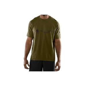 Mens WWP Unfinished Business Graphic T Shirt Tops by Under Armour