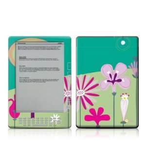 Pink Meadow Design Protective Decal Skin Sticker for