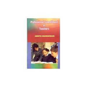 Professional Commitment of Teachers (9788188865147