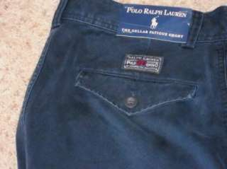 NWT $65 Polo Ralph Lauren Gellar Cargo Shorts 30