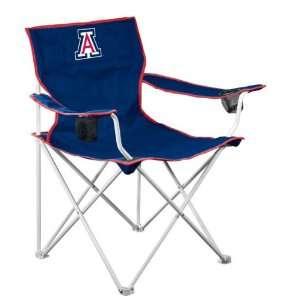 Arizona Wildcats Deluxe Adult Logo Chair Sports