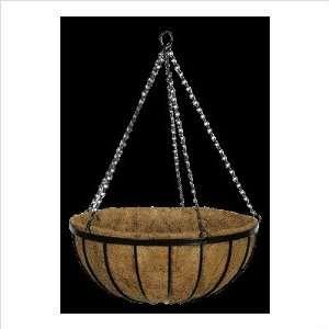 Gardman USA R211/12 Georgian Hanging Basket Planter Coco