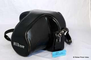 Nikon Genuine ever ready hard case F2 camera CH 1 2B
