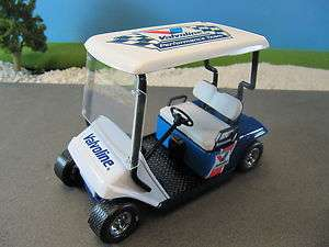 GMP Diecast Golf Cart Valvoline Performance Team Limited Edition MIB 1