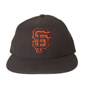 San Francisco Giants Wool New Era Official Fitted Hat