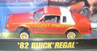 1982 82 BUICK REGAL LOWRIDER MAGAZINE REVELL DIECAST RARE!