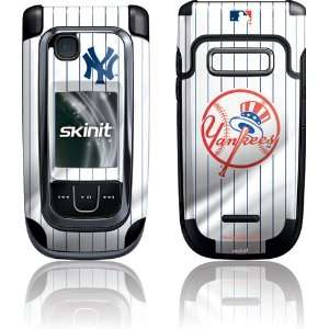 New York Yankees Home Jersey skin for Nokia 6263