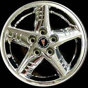 1999 2005 Pontiac Grand Am 16 Chrome Clad Wheel Brand New