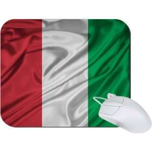 Rikki Knight Italy Flag Mouse Pad Mousepad   Ideal Gift