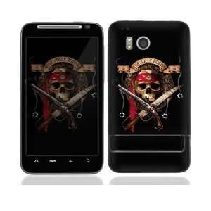 The Jolly Roger Protective Skin Cover Decal Sticker for
