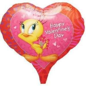 18 Tweety Valentines Day Balloon