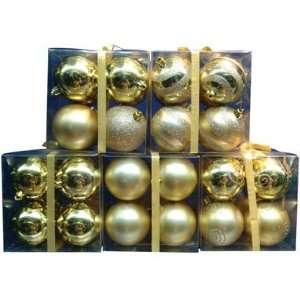 Greenfields International BOWO999149AC2 Ornaments Gold