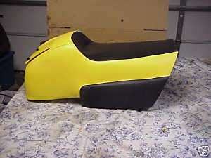 Skidoo S2000 MXZ Seat cover skin NEW 96 99 440 583 670