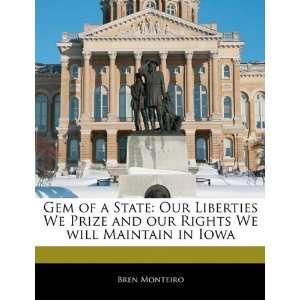 We will Maintain in Iowa (9781170143421) Beatriz Scaglia Books