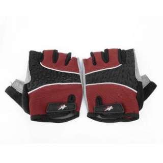 Mountain Bicyle Bike Hiking Sports Half Finger Gloves