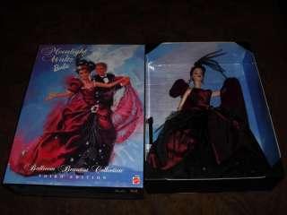 1997 Moonlight Waltz Barbie Doll Ballroom Beauties Collection Third