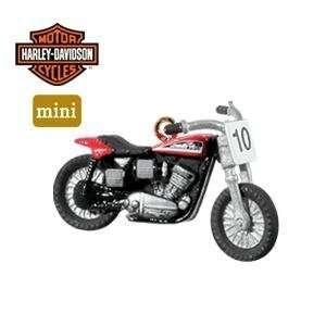 Harley Davidson? Motorcycles series   2010 Hallmark Keepsake Ornament