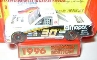 JIMMY HENSLEY #30 DODGE RAM RACE TRUCK CRAFTSMAN RARE