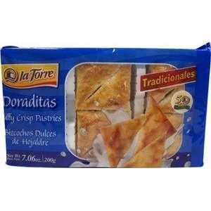 La Torre, Pastry Orejitas, 8 Ounce (12: Grocery & Gourmet Food