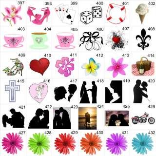 20 Round Wedding Bridal Shower Favor Gift Hang Tags I