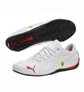 NEW PUMA FERRARI RED DRIFT CAT III MOTORSPORT SHOES SNEAKERS