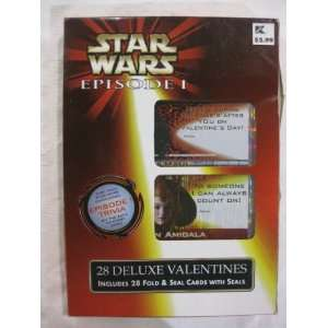 Star Wars Boxed Valentines Toys & Games