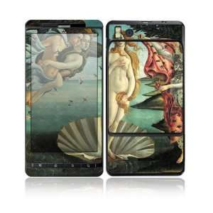 Birth of Venus Design Decorative Skin Cover Decal Sticker