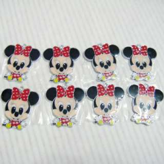 pcs disney cute minnie mouse METAL Charms Pendants T