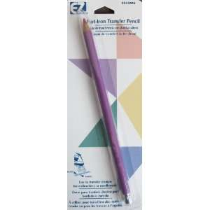 EZ Hot Iron Transfer Pencil Lavendar Arts, Crafts & Sewing