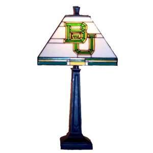 Baylor University Bears Mission Style Stained Glass Accent