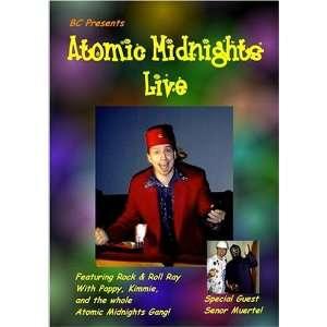 Atomic Midnights Live: Movies & TV
