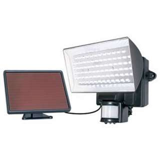NEW MAXSA 80 LED Solar Powered Motion Activated Light 899419000998
