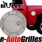 BULLY CHROME 09 12 Dodge Ram 1500+2500+3500 Gas Fuel Door Cover+Lock