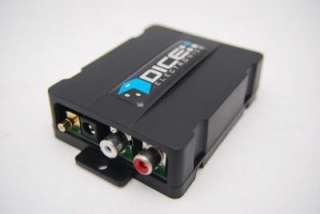 Dice SILVERLINE DUO for BMW iPod Car Adapter & DSP Kit